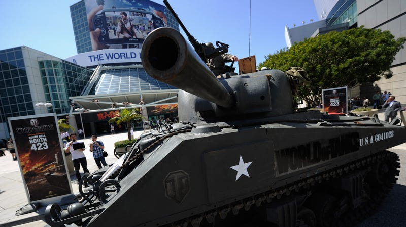 Tanks For the E3 Memories