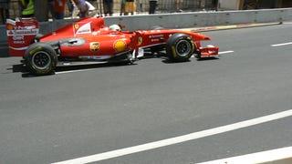 Formula 1 in jerusalem