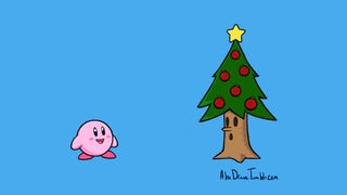 12/15/2014: And That's How Kirby Became A Christmas Tree