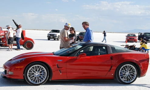 "Jeremy Clarkson Loves The ZR1, But Says It Began ""To Disintegrate"" After Three Days"