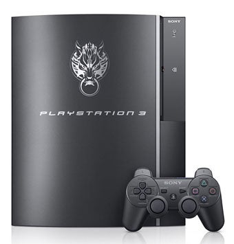 Final Fantasy VII: Advent Children PS3 Now Yours For The Importing