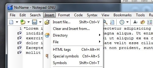 Notepad GNU Boosts Basic Text Editing on Windows