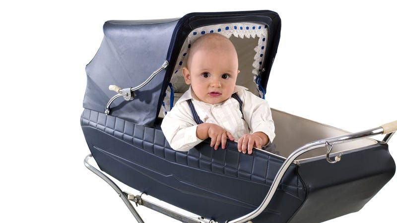 Strollers Make Babies Fat and Stupid