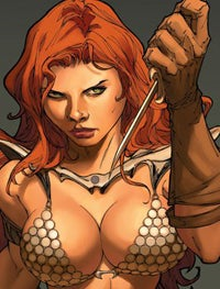 Did Red Sonja Kill Barbarella?