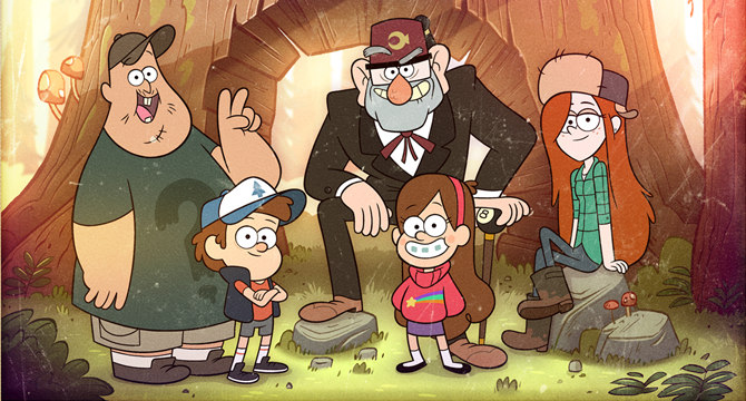 Gravity Falls Is Back August 1 With Lots To Look Forward To