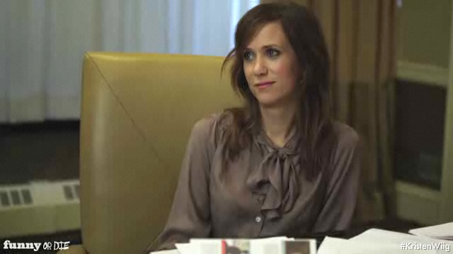 Kristen Wiig Has A Solution For Global Warming