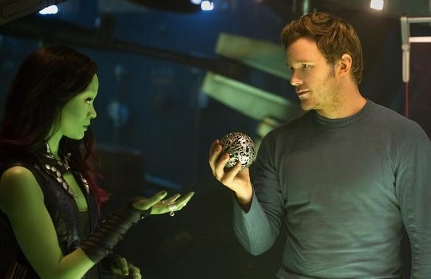 GOTG on track for a 60 million dollar opening