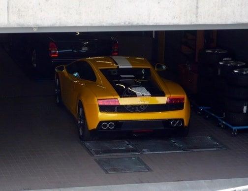 Lamborghini Gallardo LP550-2 Valentino Balboni Spotted At Zurich Dealer