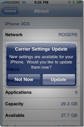 Unconfirmed Leak: AT&T Will Lock In iOS 4 Phones With OTA Updates