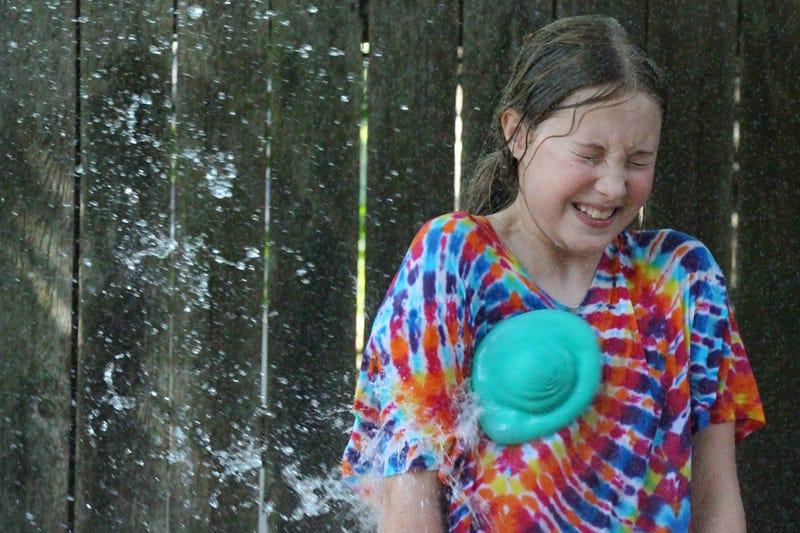 8 Photos Of Wet, Wet Water Fights
