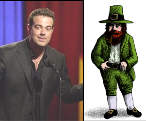 Carson Daly Is a Political Irishman