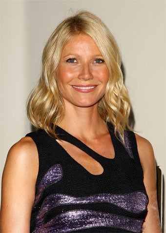Gwyneth Gives Free Ad Space To Fancy NYC Literary Agent