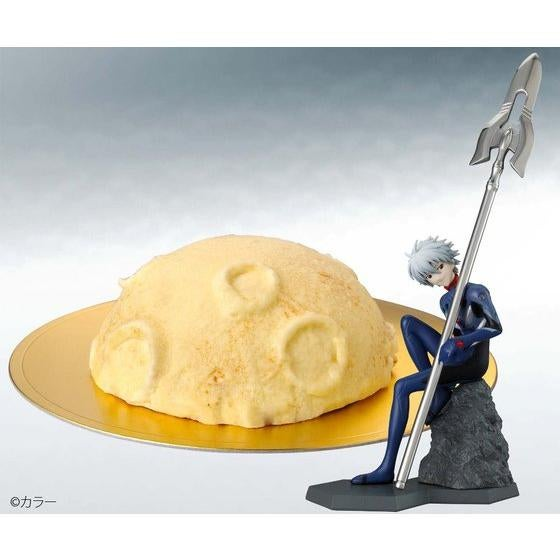 Japan Uses Spears and Swords To Eat Evangelion Cake. You Didn't Know?