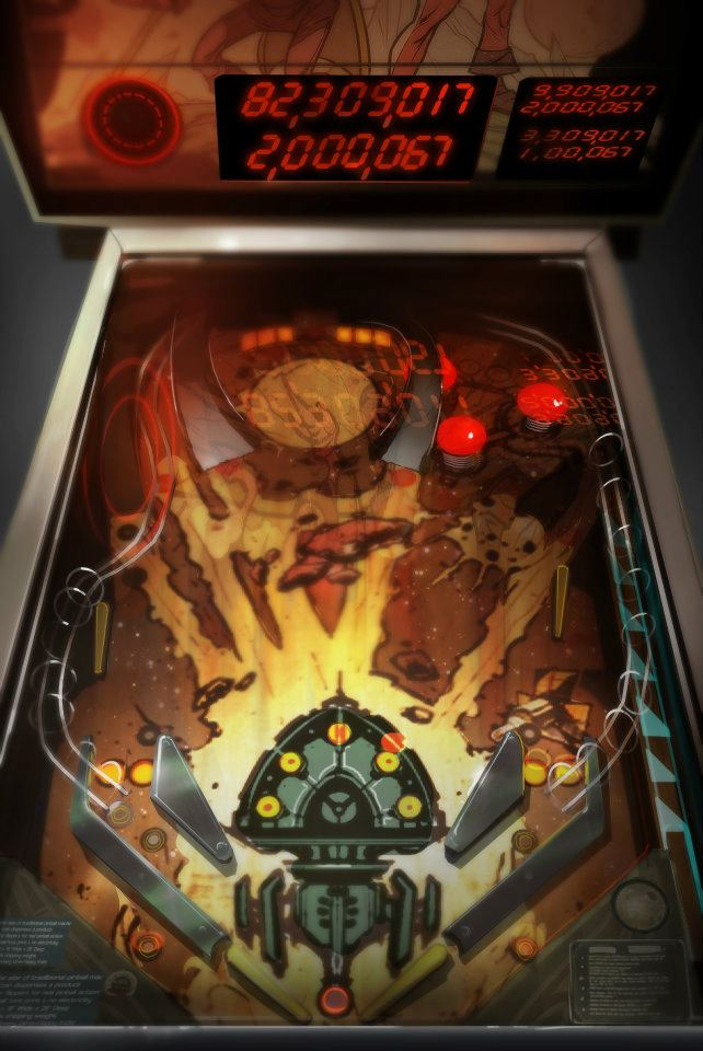 Insomniac's Canceled Pinball Project had Powerful Potential