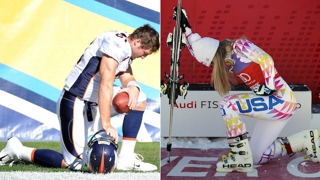 Did Tim Tebow Break Up Lindsey Vonn's Marriage?
