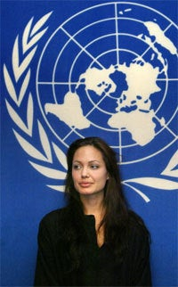 That Old Hag Angelina? Feh! U.N. Turns Its Attention To Britney, Kate, Lindsay, Et Al.