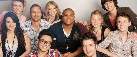 LIVE: American Idol, Season Nine, Top 10 Perform