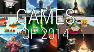 <i>Kotaku UK's</i> Favourite Games of 2014