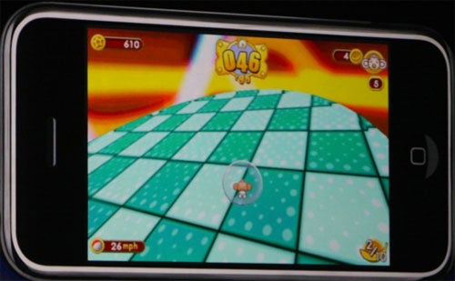 iPhone Monkey Ball Sells 300k