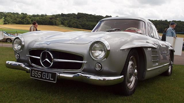 The Ten Most Quintessentially German Cars