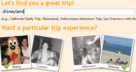 Plan your vacation itinerary with TripWiser