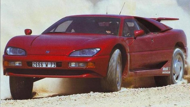 The Ten Best Cars Never Featured In A Video Game
