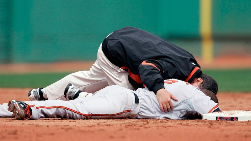 """The Meaning Of Ryan Freel's """"9 Or 10"""" Concussions"""