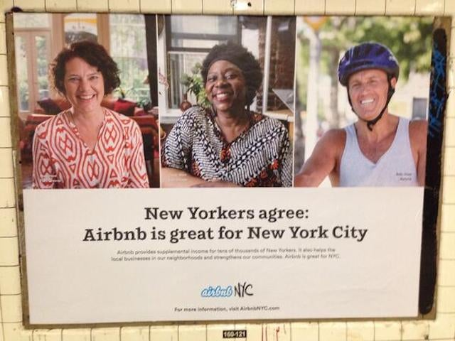 Airbnb Finally Gets In the Game and Starts Poaching Politicos