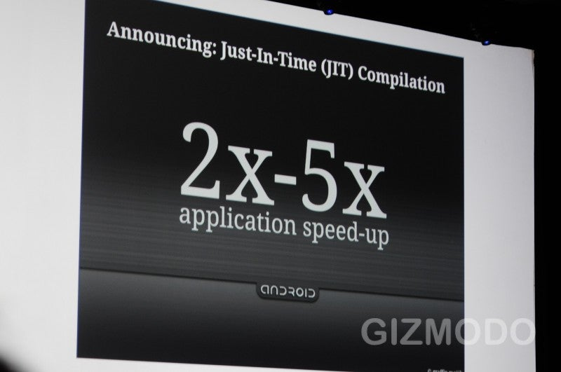 Android 2.2 Is 2x to 5x Faster For Apps (Plus So Many More Features)