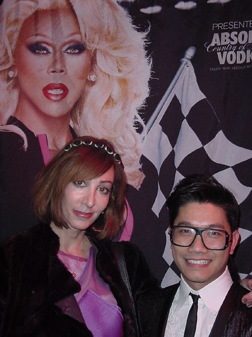 A Dispatch From The Red Carpet Premiere Of RuPaul's Drag Race