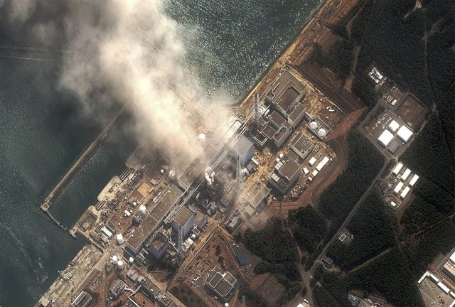 Another Explosion at the Japanese Nuclear Plant Pushes Radiation Levels Up Briefly
