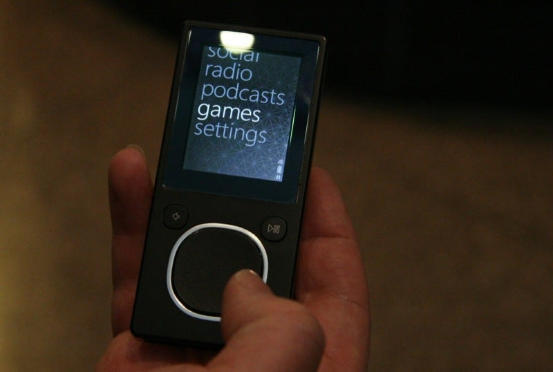 Video Tour and Details of Zune Games and SDK