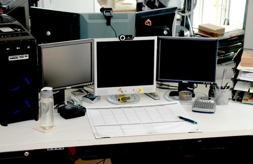 Photograph Your Workspace for Fame and Fortune