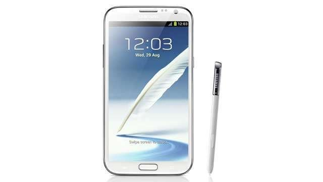 Samsung confirma el Galaxy Note de ocho pulgadas