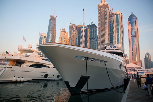 Middle East Unrest Means Better Yacht Sales (Hopefully)