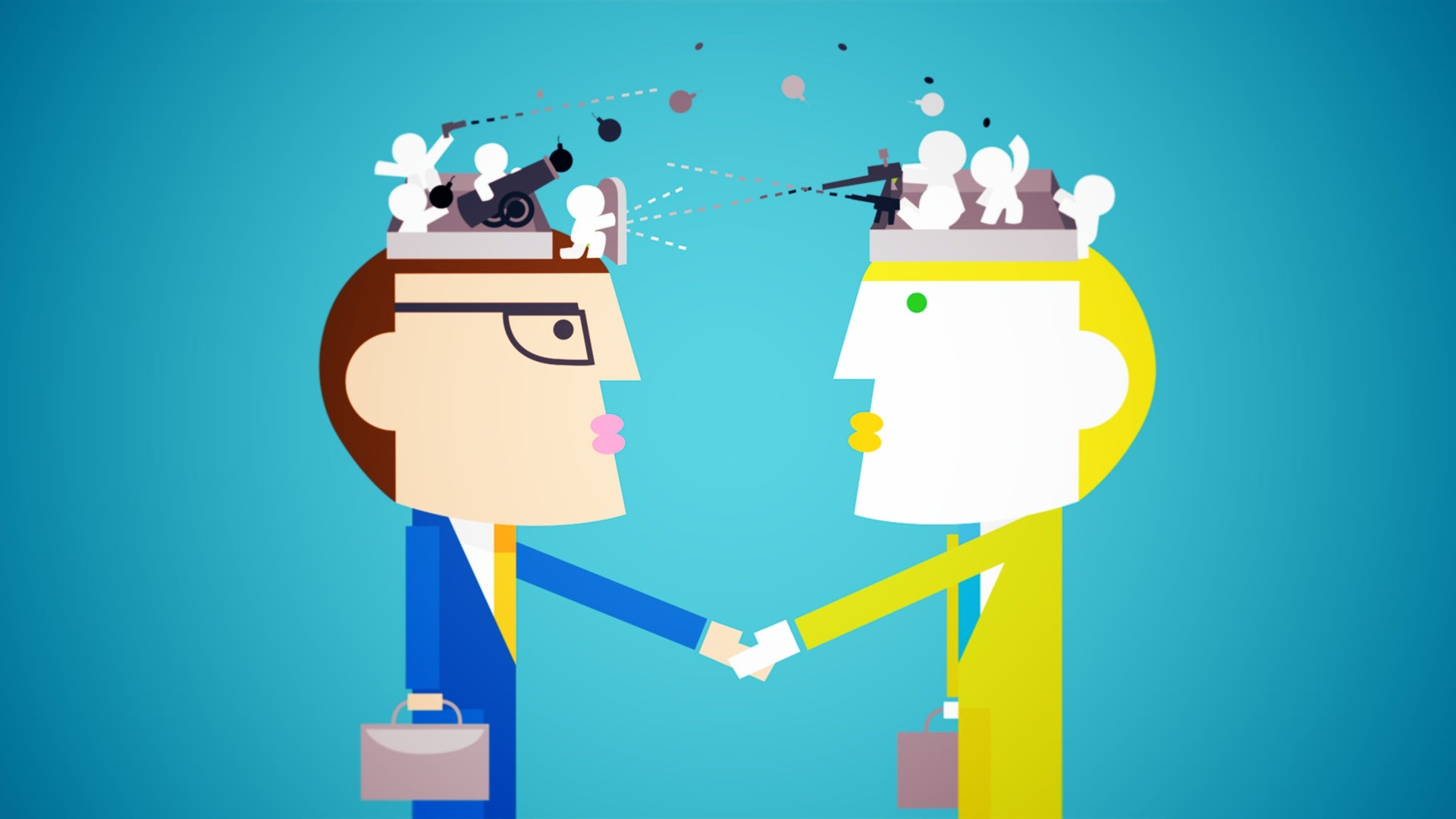 Four Common Mistakes That Can Derail Any Negotiation
