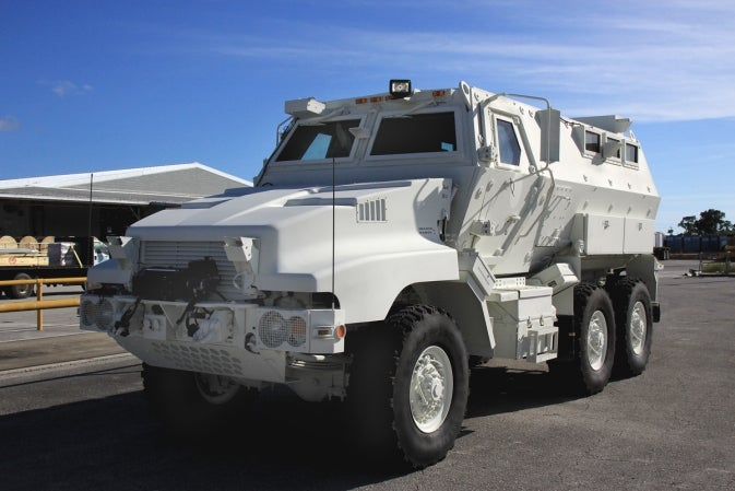 NASA's Astronaut Escape Plan Uses Hand-Me-Down Army Trucks