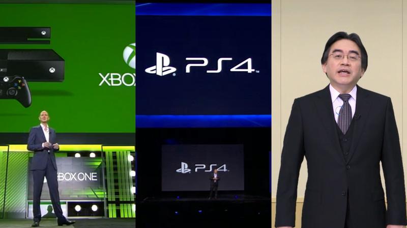 Let's Rate The Major E3 Press Conferences