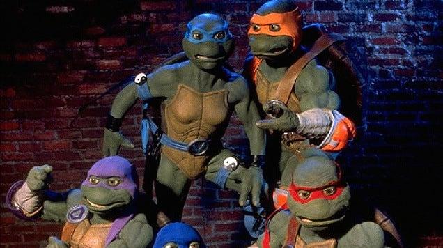 Nobody Remembers the Female Teenage Mutant Ninja Turtle