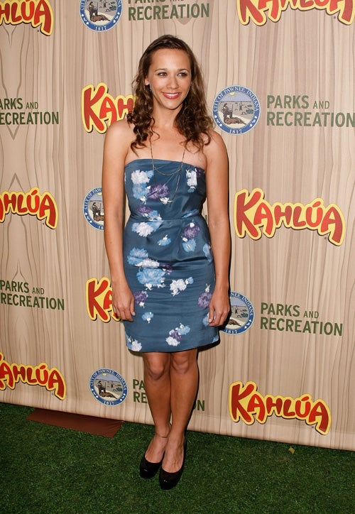 The Clothes Looked Great At Parks & Recreation Premiere