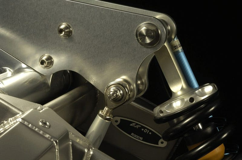 Beauty Is In The Details: Pagani Zonda R Mega Gallery