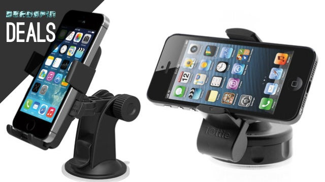 Deals: Smartphone Car Mounts, Deli Meat Slicer, Your Own Private Cloud