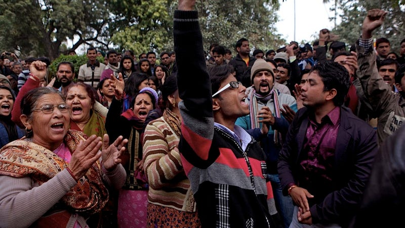 An Awful Lot of Indian Lawmakers Face Rape Charges Themselves