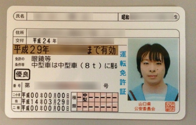"""""""Cosplay Driver's Licenses"""" Exist in Japan"""