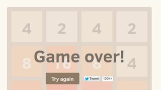 I got to 8192 in 2048! ETA: HA HA! Snipping Tool to the Rescue!