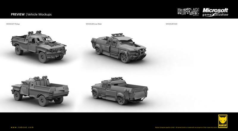 New Crackdown 2 Screenshots, Artwork