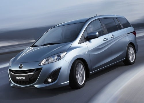 New Mazda5: Why Won't Anyone Buy Me?