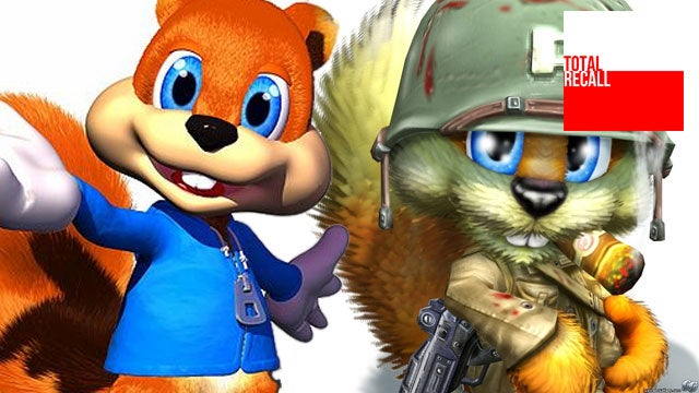 Why Conker Went From Cute to Crass