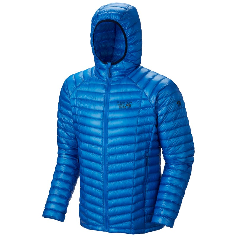 How Mountain Hardwear Designs The Lightest Nylon Jackets In The World