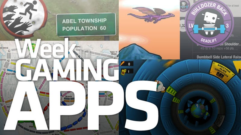 The Week in Gaming Apps is Gonna Make You Sweat